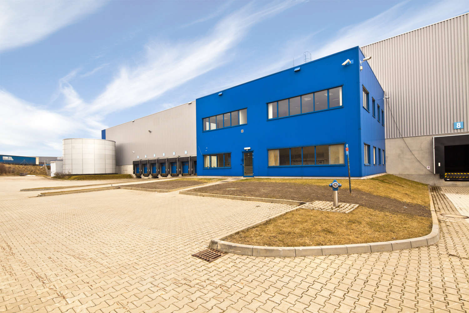 Industrial and logistics Modletice,  - Prologis Park Prague D1 West II