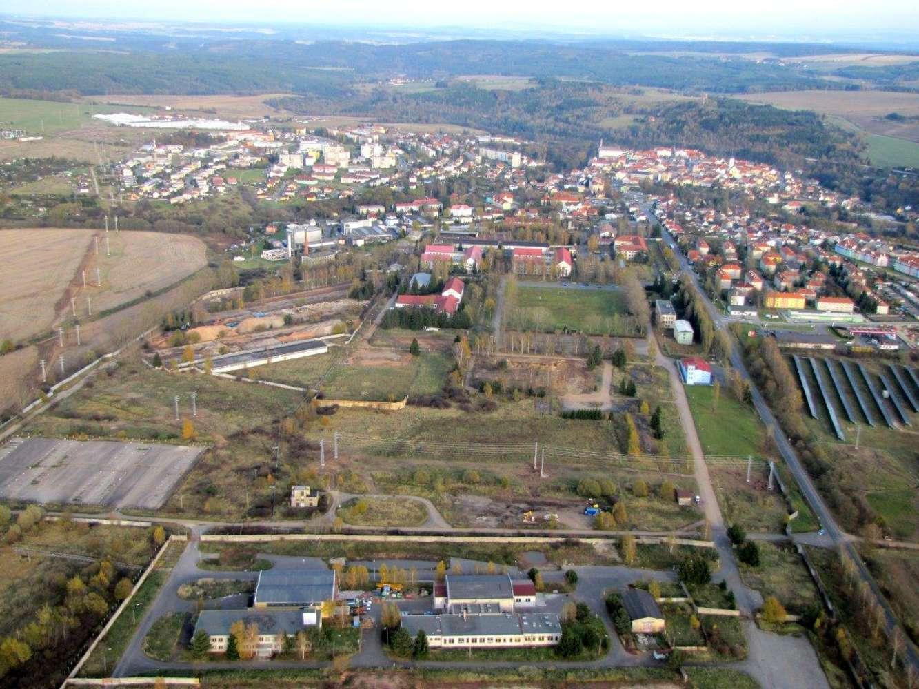 Industrial and logistics Stribro,  - CTPark Stříbro