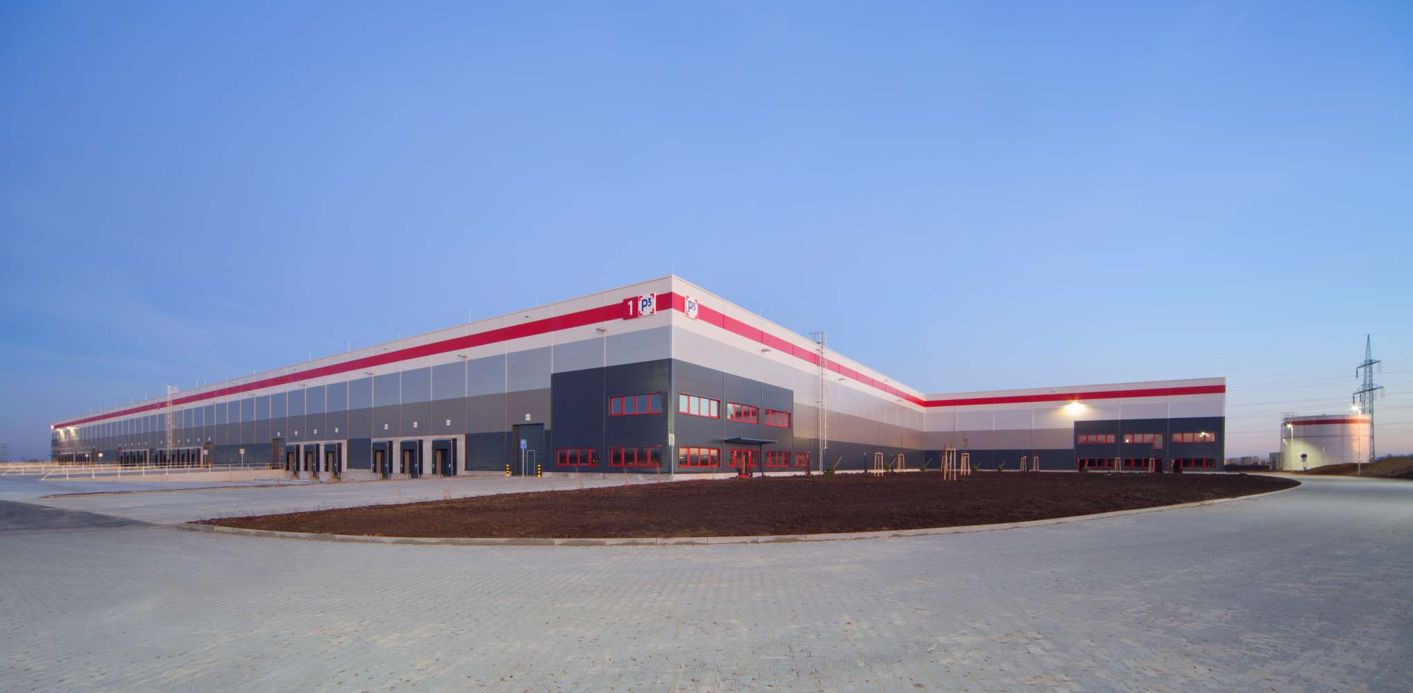 Industrial and logistics Jirny,  - P3 Prague D11