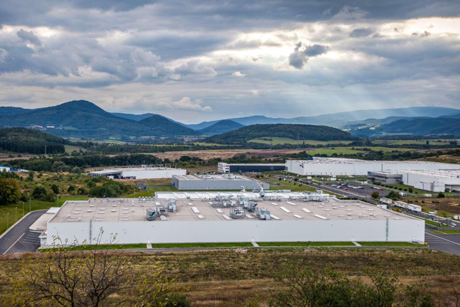Industrial and logistics Kadan, 432 01 - CTPark Kadaň