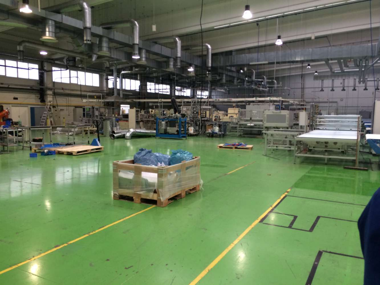 Průmyslové nemovitosti Kadan, 432 01 - CTPark Kadaň