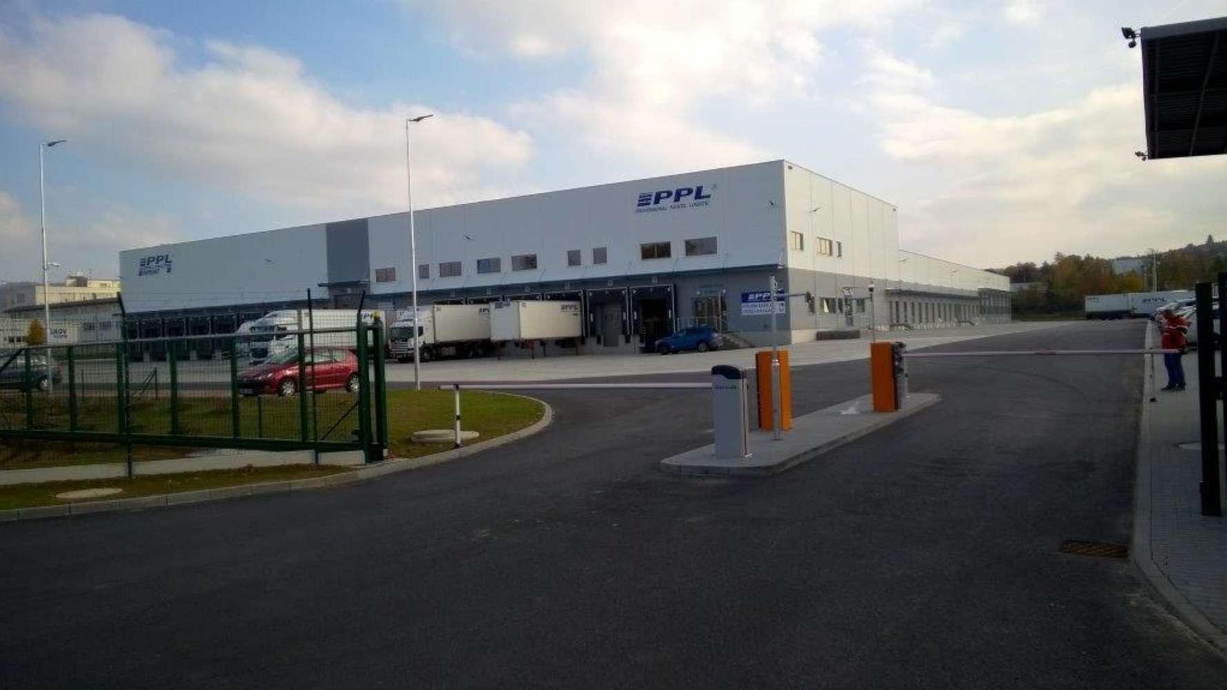 Industrial and logistics Zlin,  - Zlín Logistics Centre