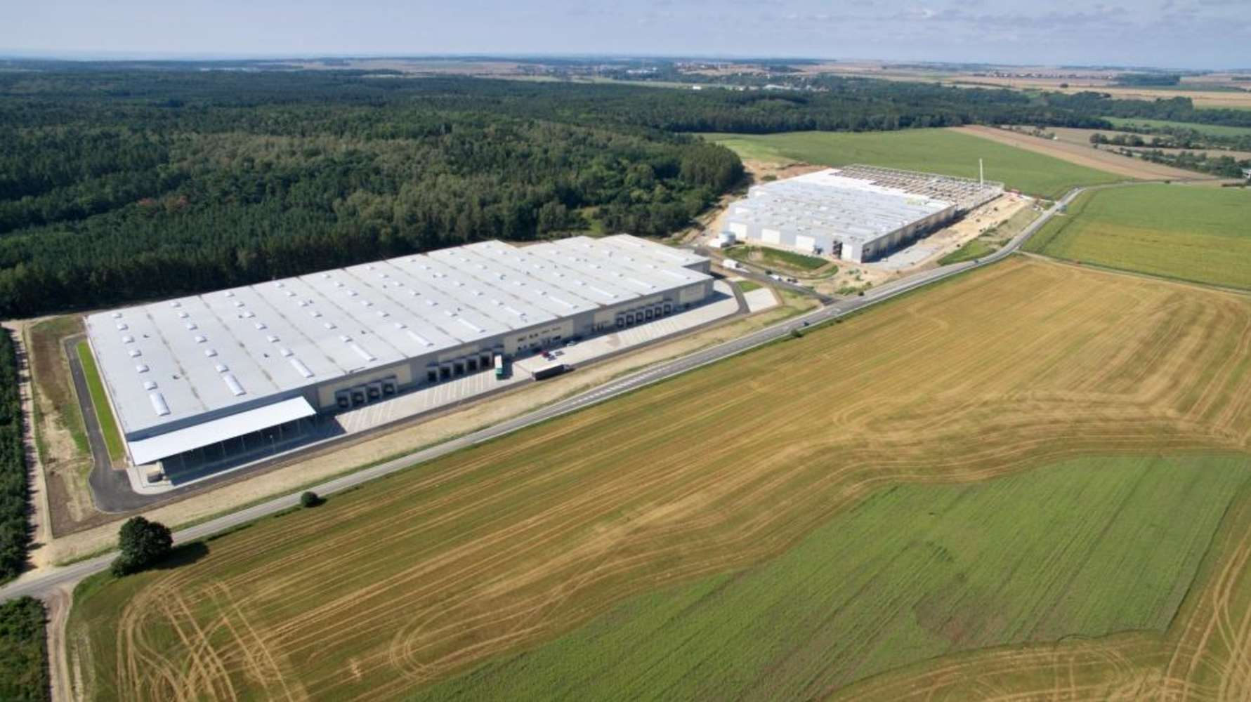 Industrial and logistics Brodce,  - D+D Park Brodce