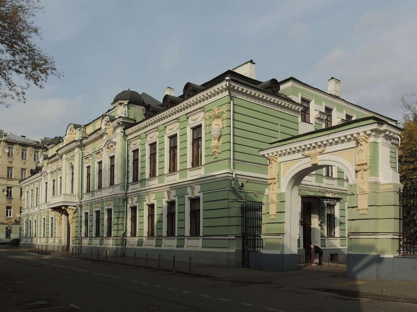 Офисная недвижимость Москва,  - Подсосенский пер. 21