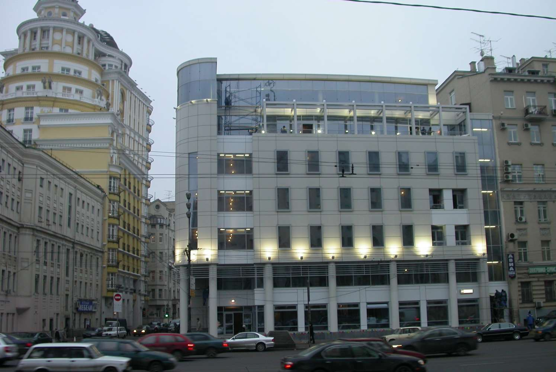 Офисная недвижимость Москва,  - Бронная Плаза