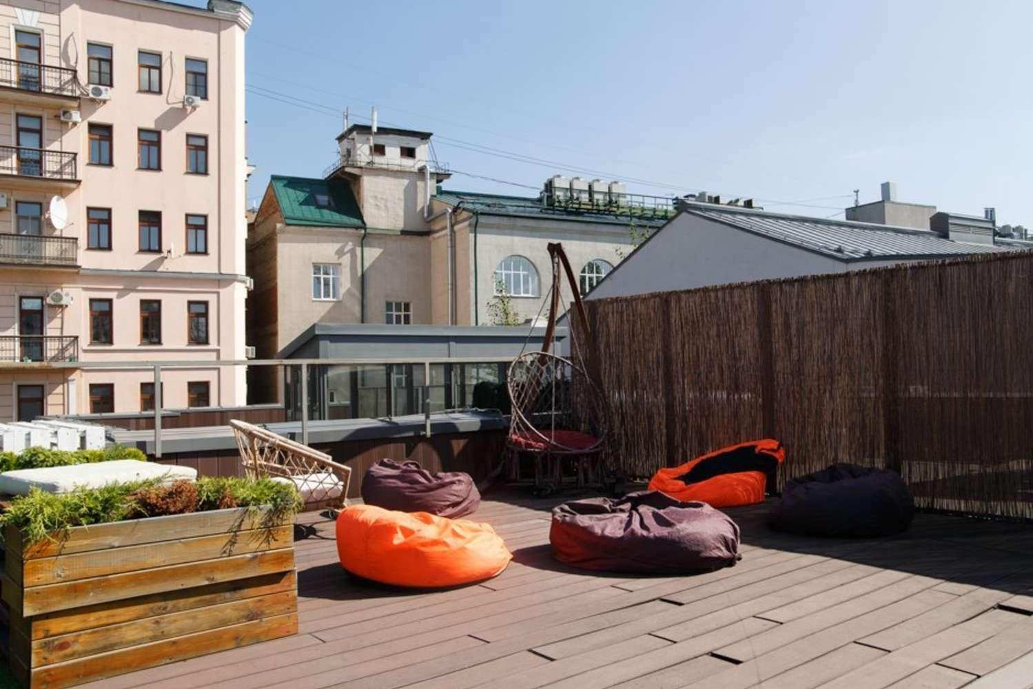 Офисная недвижимость Москва,  - Атмосфера