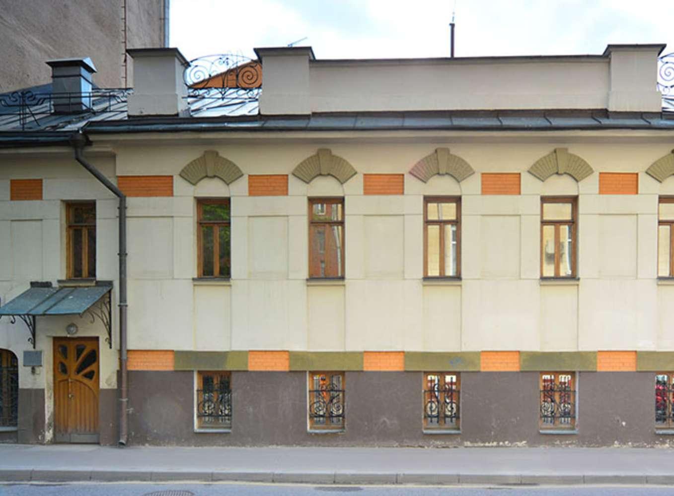 Офисная недвижимость Москва,  - Трехпрудный пер. 9 стр. 7