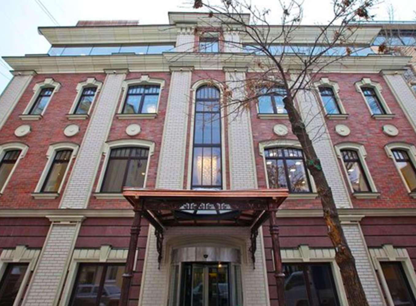 Офисная недвижимость Москва,  - Лопухинский пер. 3 стр. 2