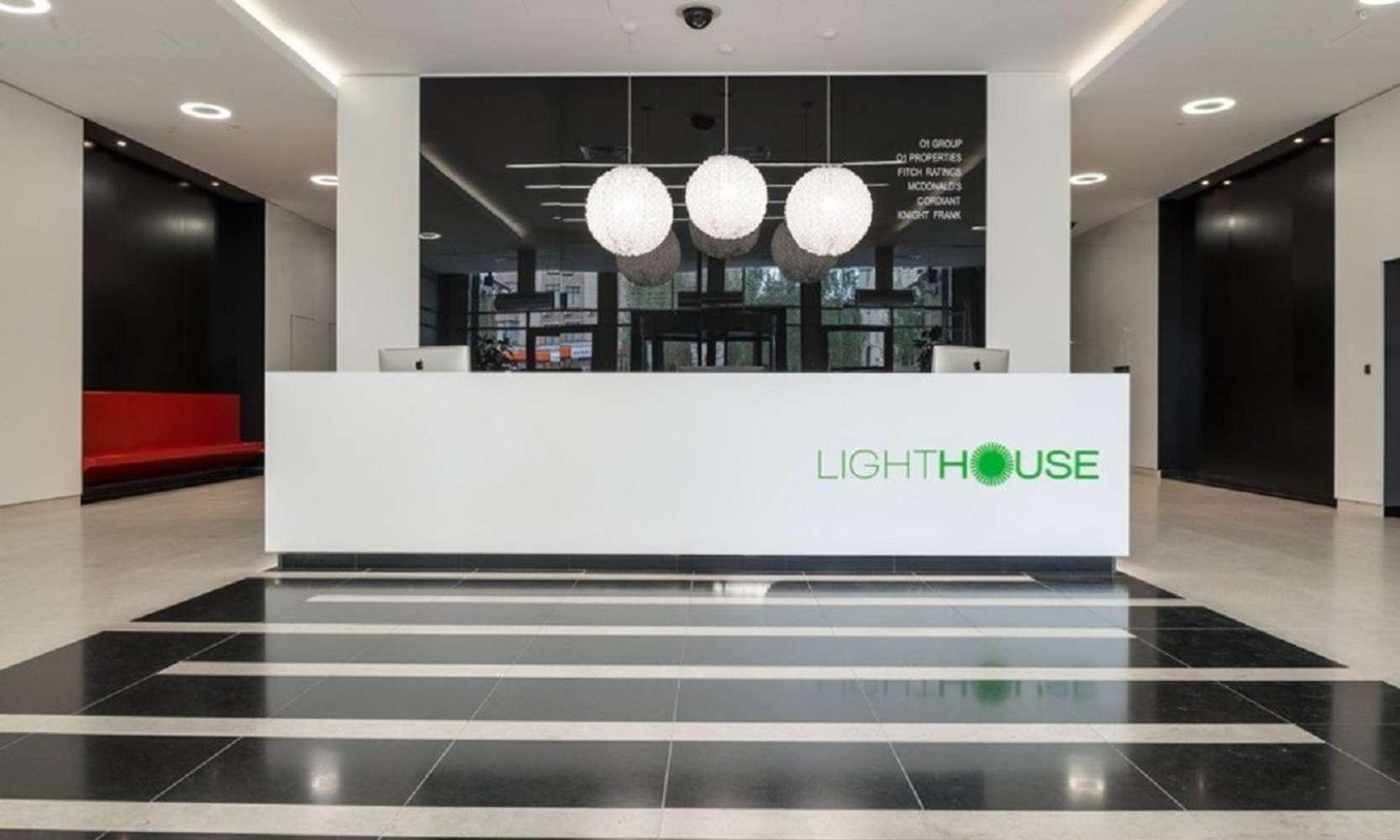 Офисная недвижимость Москва,  - LIGHTHOUSE