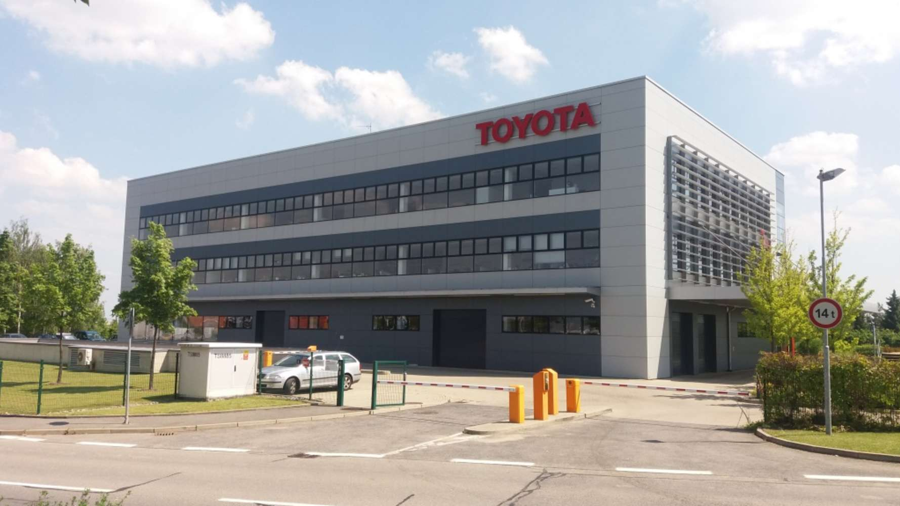 Offices Prague, 155 00 - Toyota Central Europe