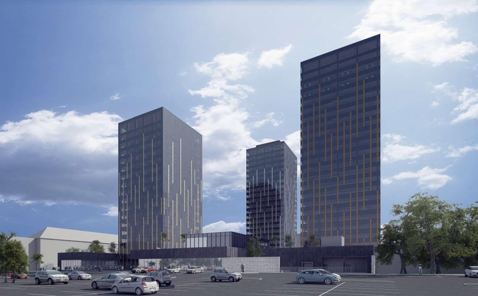 Offices Brno, 602 00 - Šumavská Tower - Building A