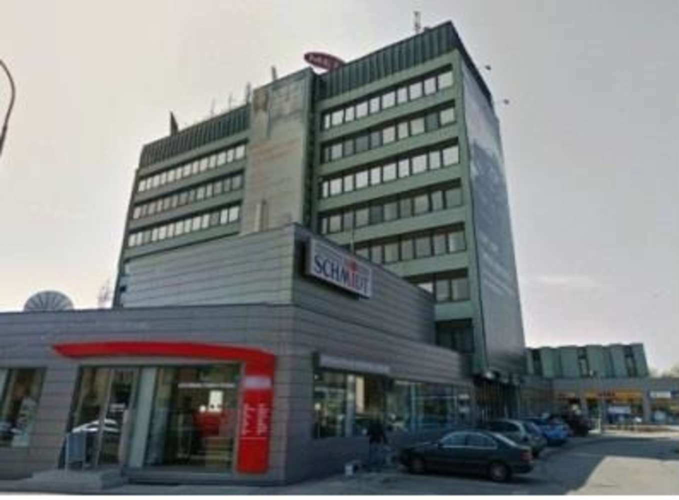 Offices Brno, 617 00 - Building GiTy