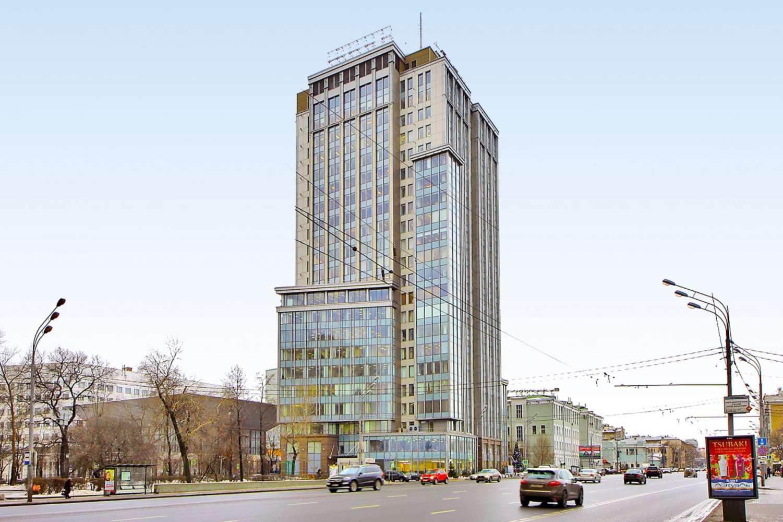 Офисная недвижимость Москва,  - Central Park Tower