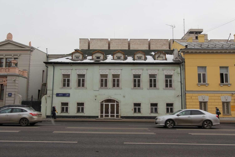 Офисная недвижимость Москва,  - Мира проспект 20 стр. 2