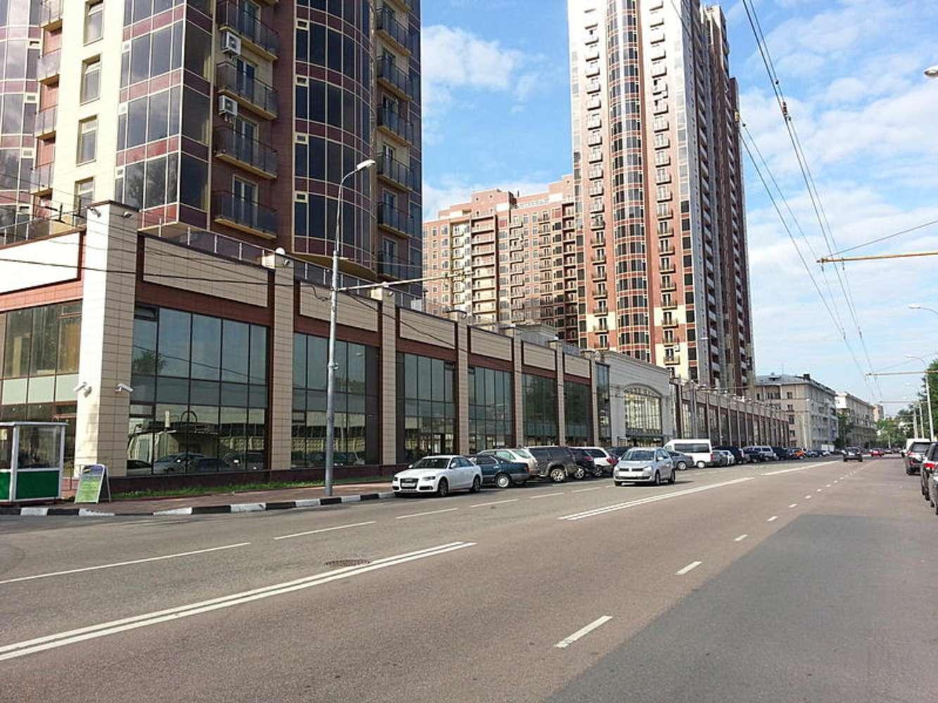 Офисная недвижимость Москва,  - 1 Машиностроения ул. 10