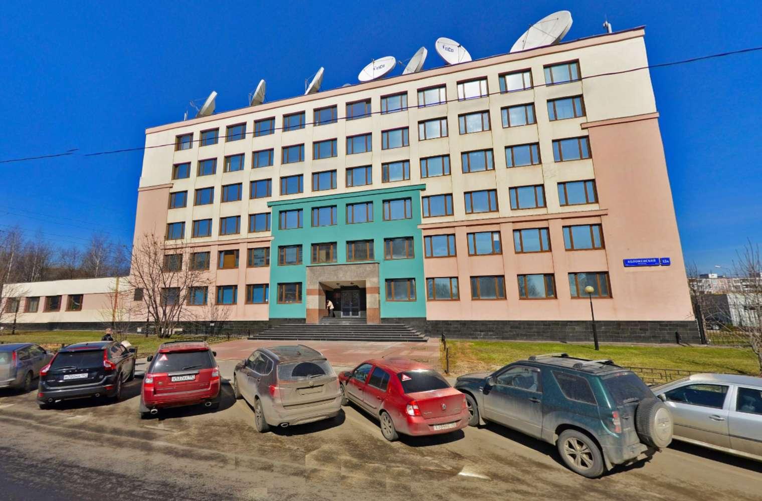 Офисная недвижимость Москва,  - Коломенский пр-д 13А