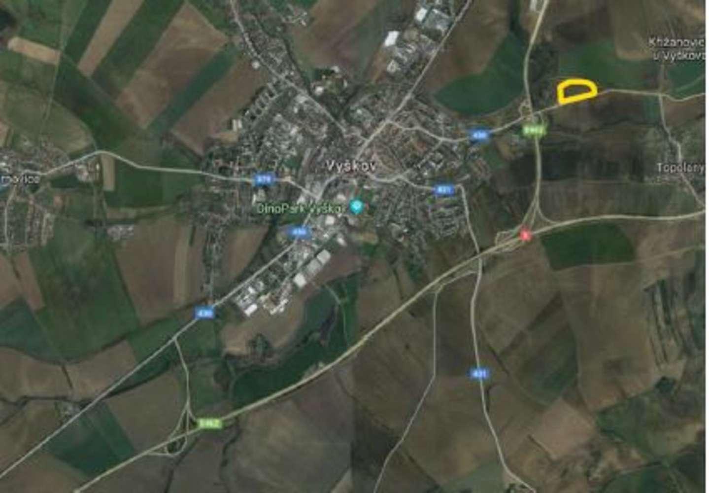 Průmyslové nemovitosti Vyškov, 682 01 - VGP Park Vyškov