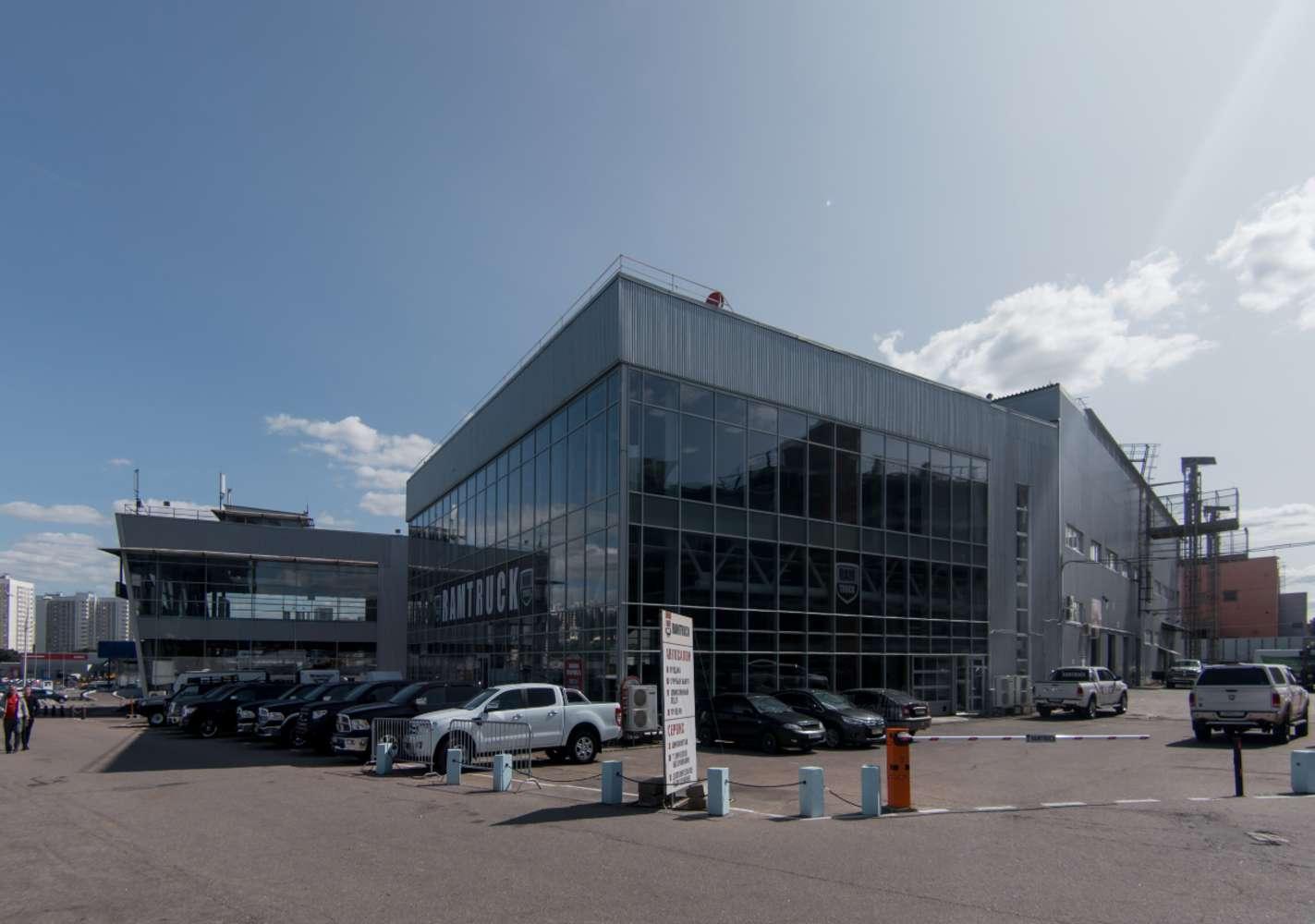 Офисная недвижимость Москва,  - Premium West Retail Galery
