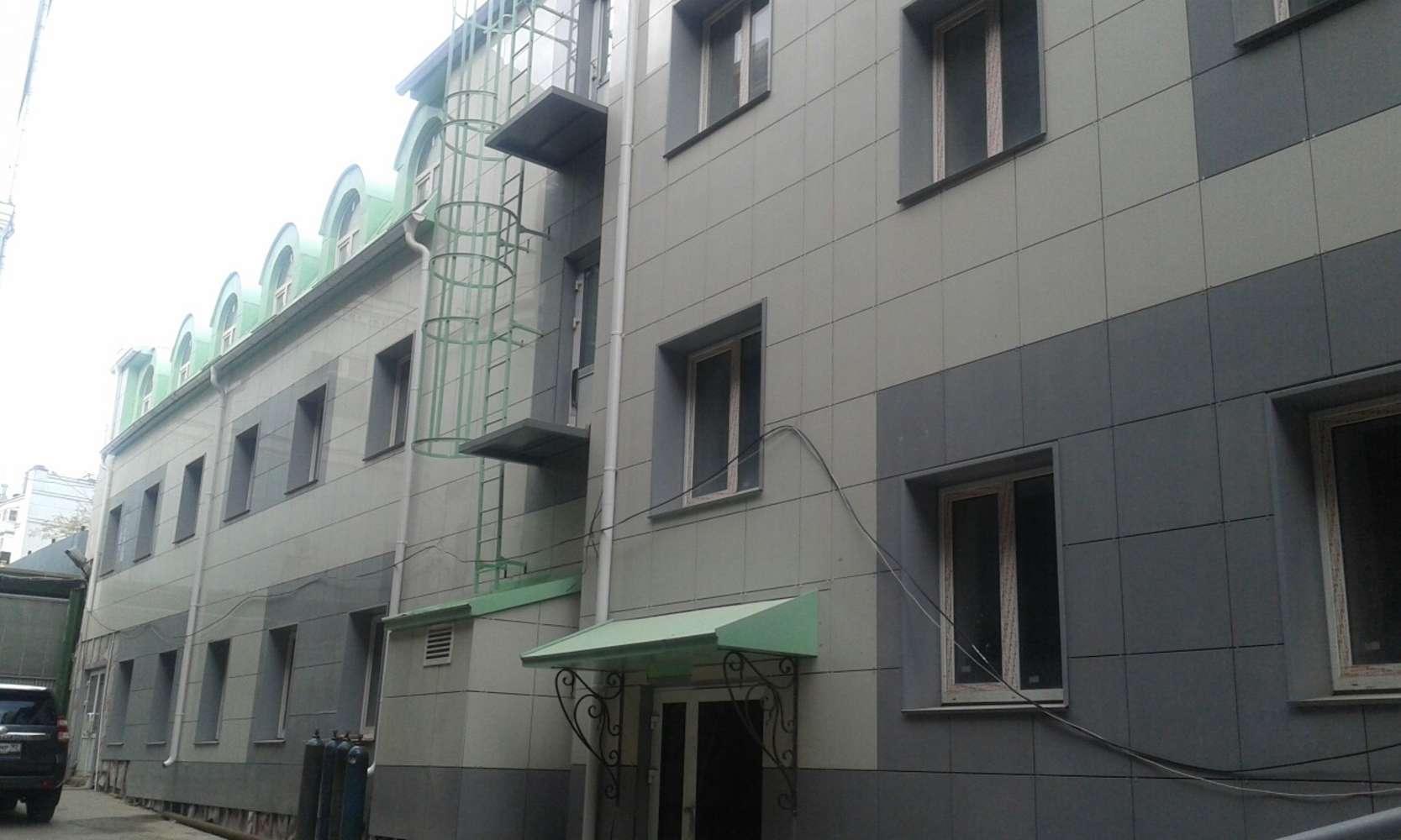 Офисная недвижимость Москва,  - Новая Басманная ул. 23 стр. 1A