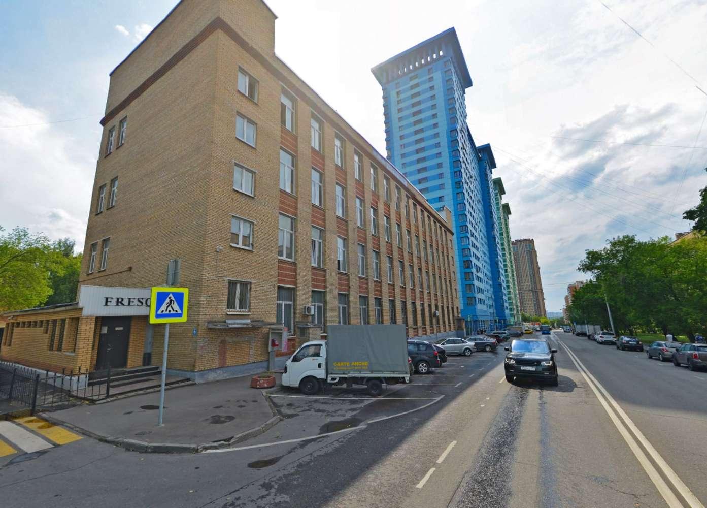Офисная недвижимость Москва,  - Авиационная ул. 57