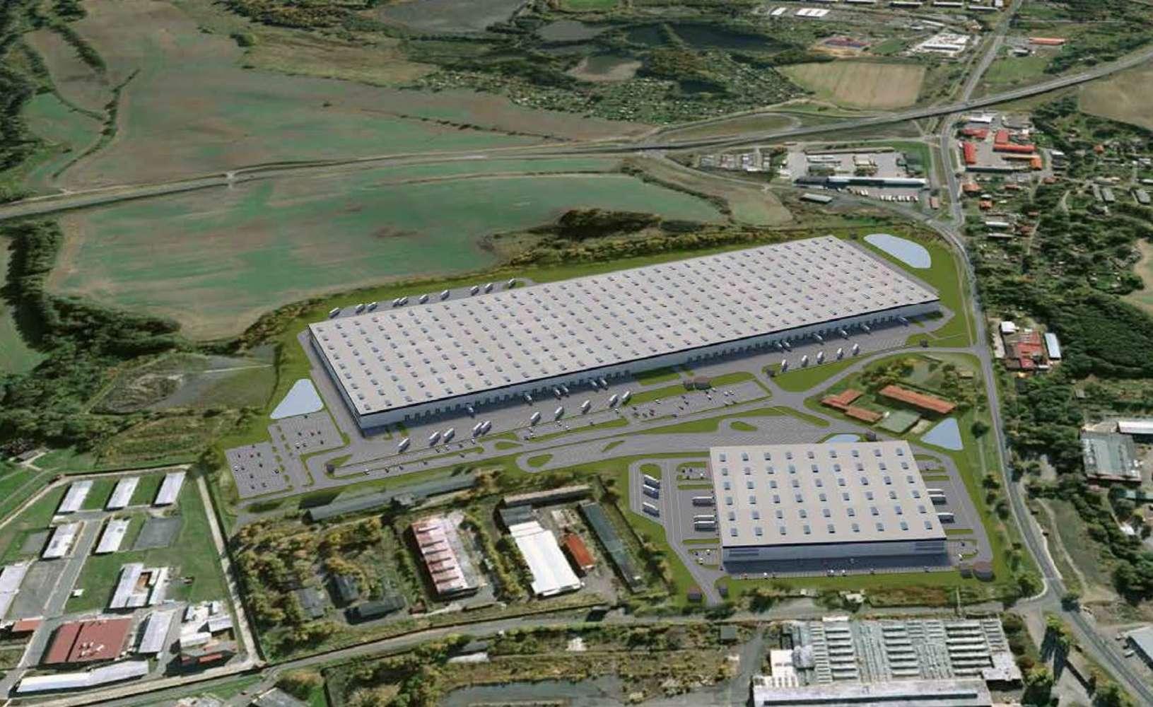 Industrial and logistics Ostrov,  - Panattoni Park Ostrov North