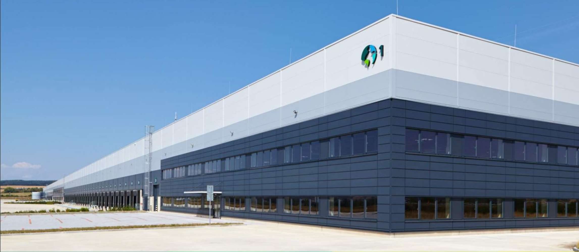 Industrial and logistics Nyrany,  - Prologis Park Pilsen II