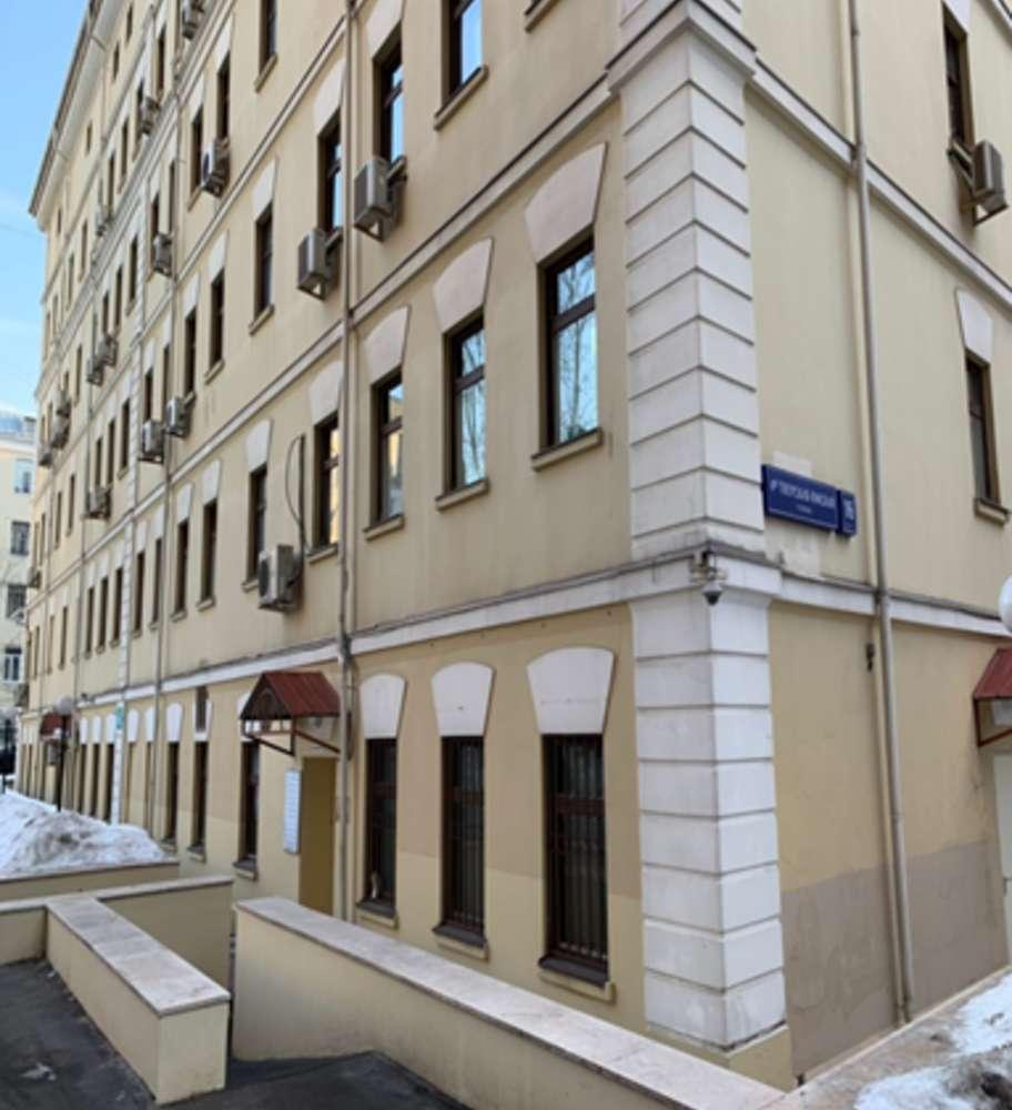 Офисная недвижимость Москва,  - 4-я Тверская-Ямская ул. 16 стр. 3