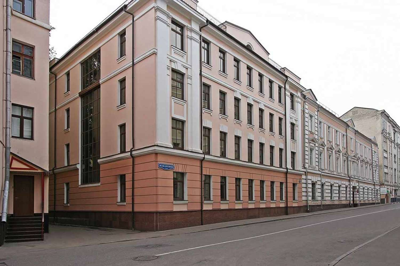 Офисная недвижимость Москва,  - Макаренко ул. 6 стр. 1