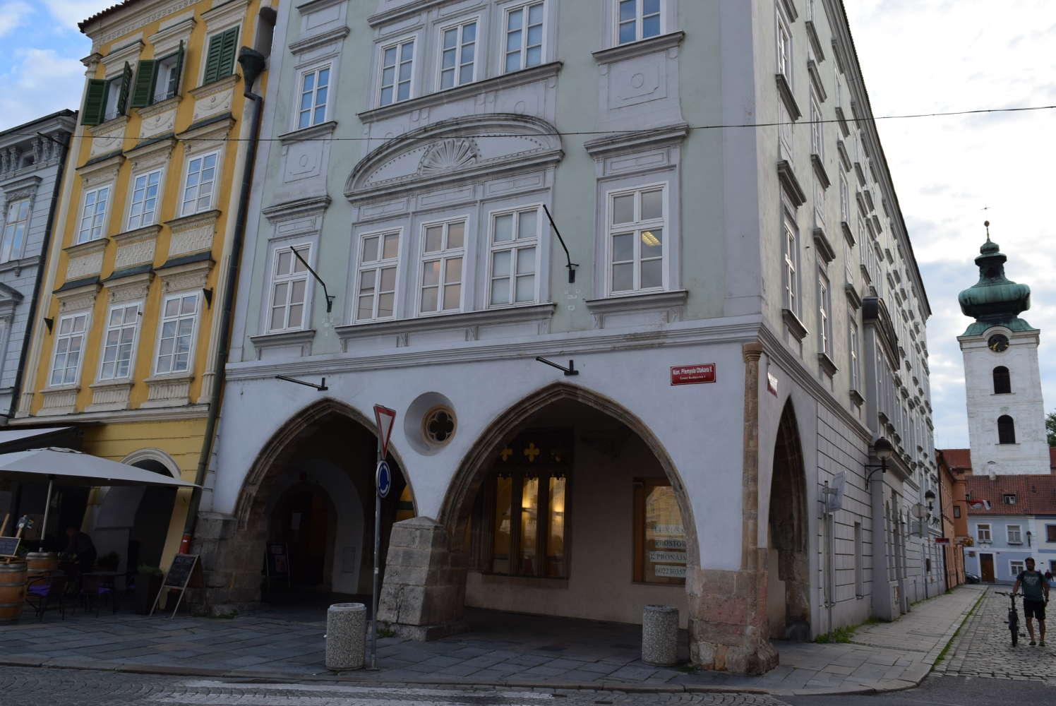 Kanceláře Ceske budejovice, 370 01 - Piaristická 1