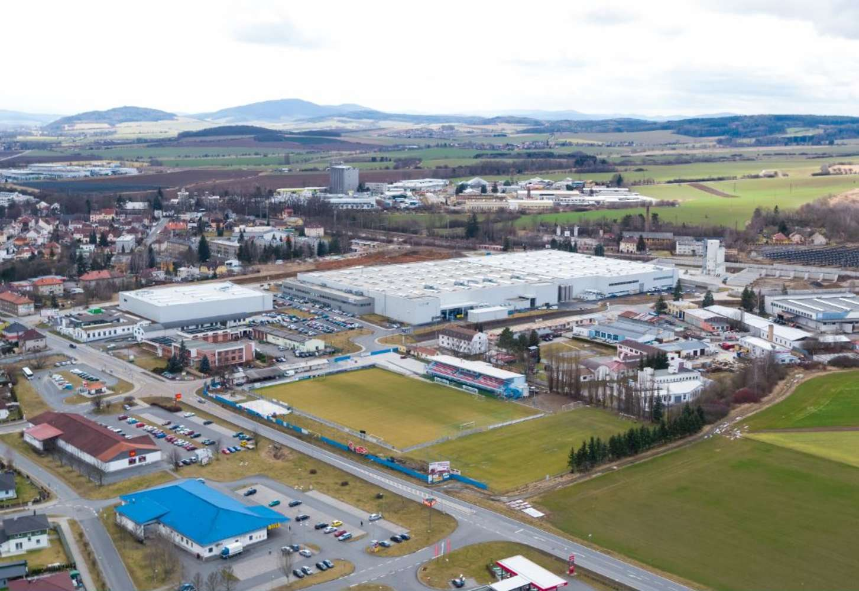 Industrial and logistics Prestice,  - CTPark Přeštice