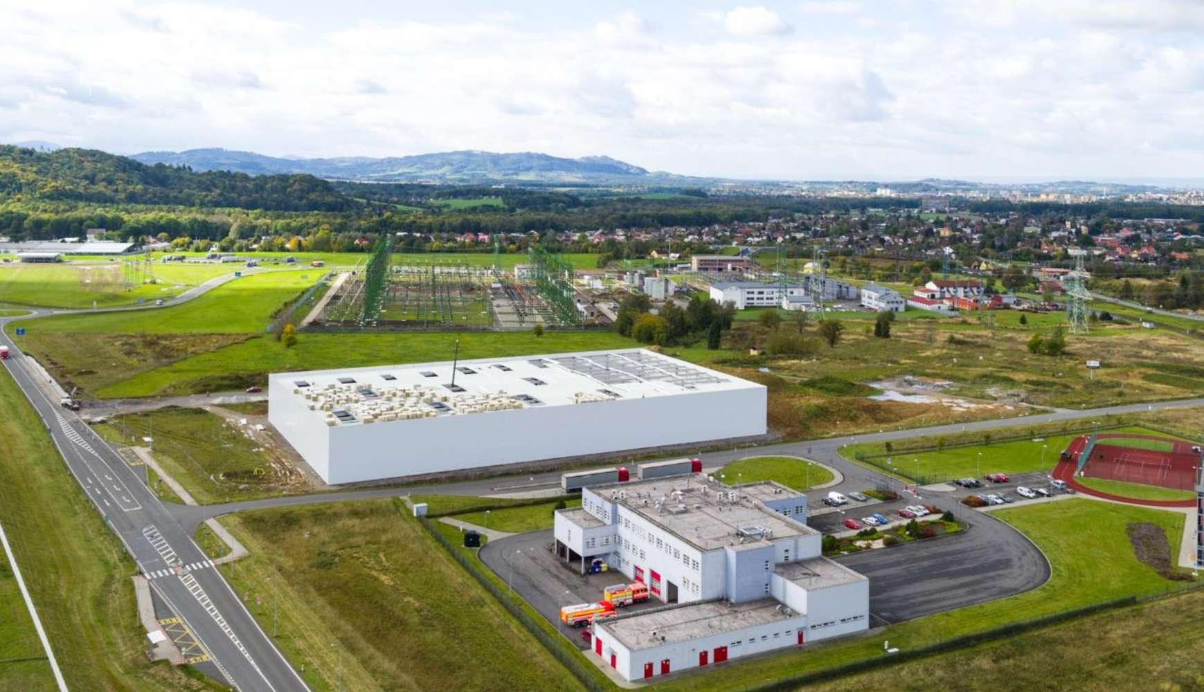 Industrial and logistics Nosovice,  - CTPark Nošovice
