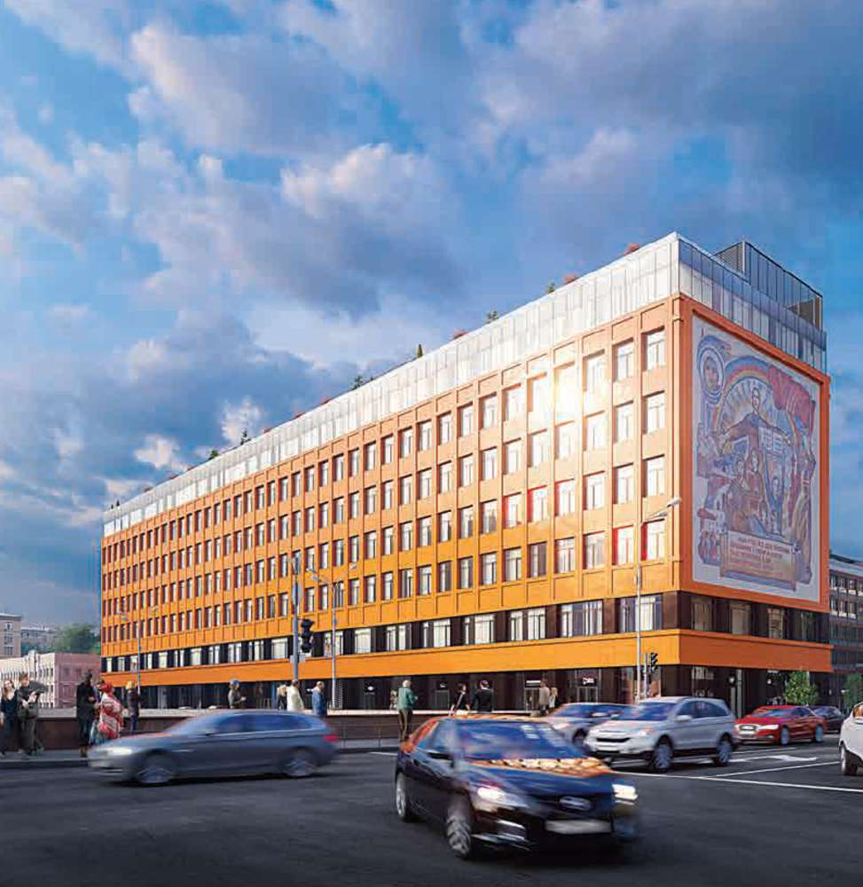 Офисная недвижимость Москва,  - Jazz