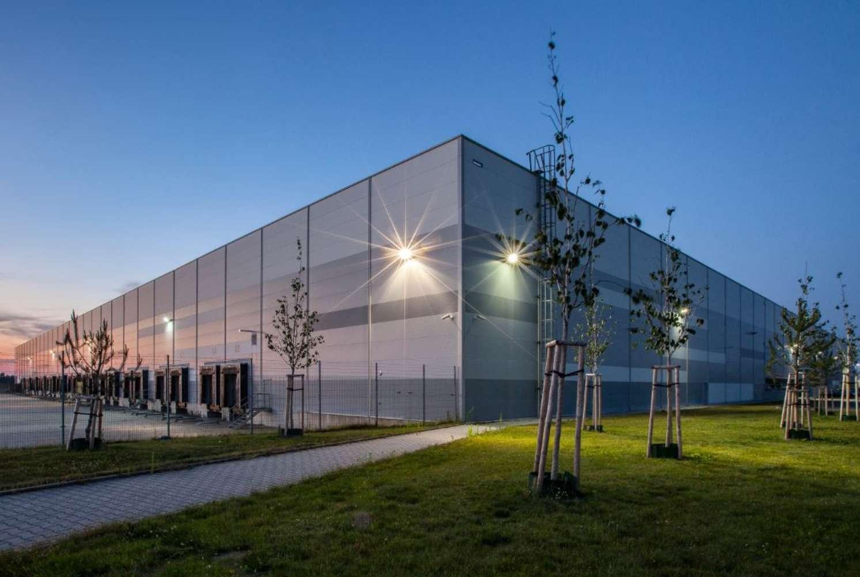 Industrial and logistics Zatec,  - CTPark Žatec II
