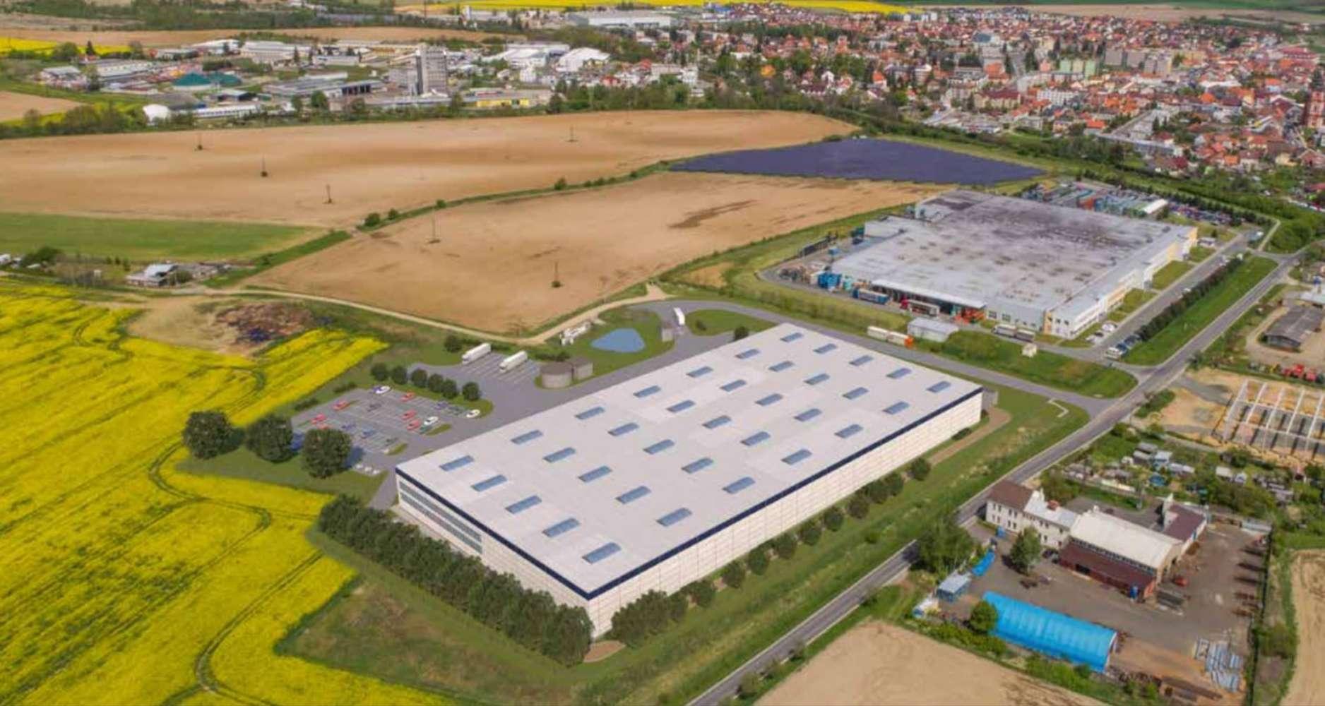 Industrial and logistics Prestice,  - Panattoni Park Přeštice