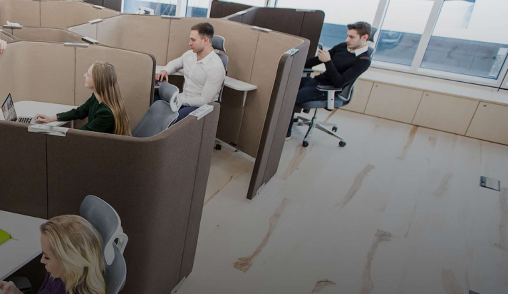 Гибкие пространства Москва,  - CEO Rooms COMCITY