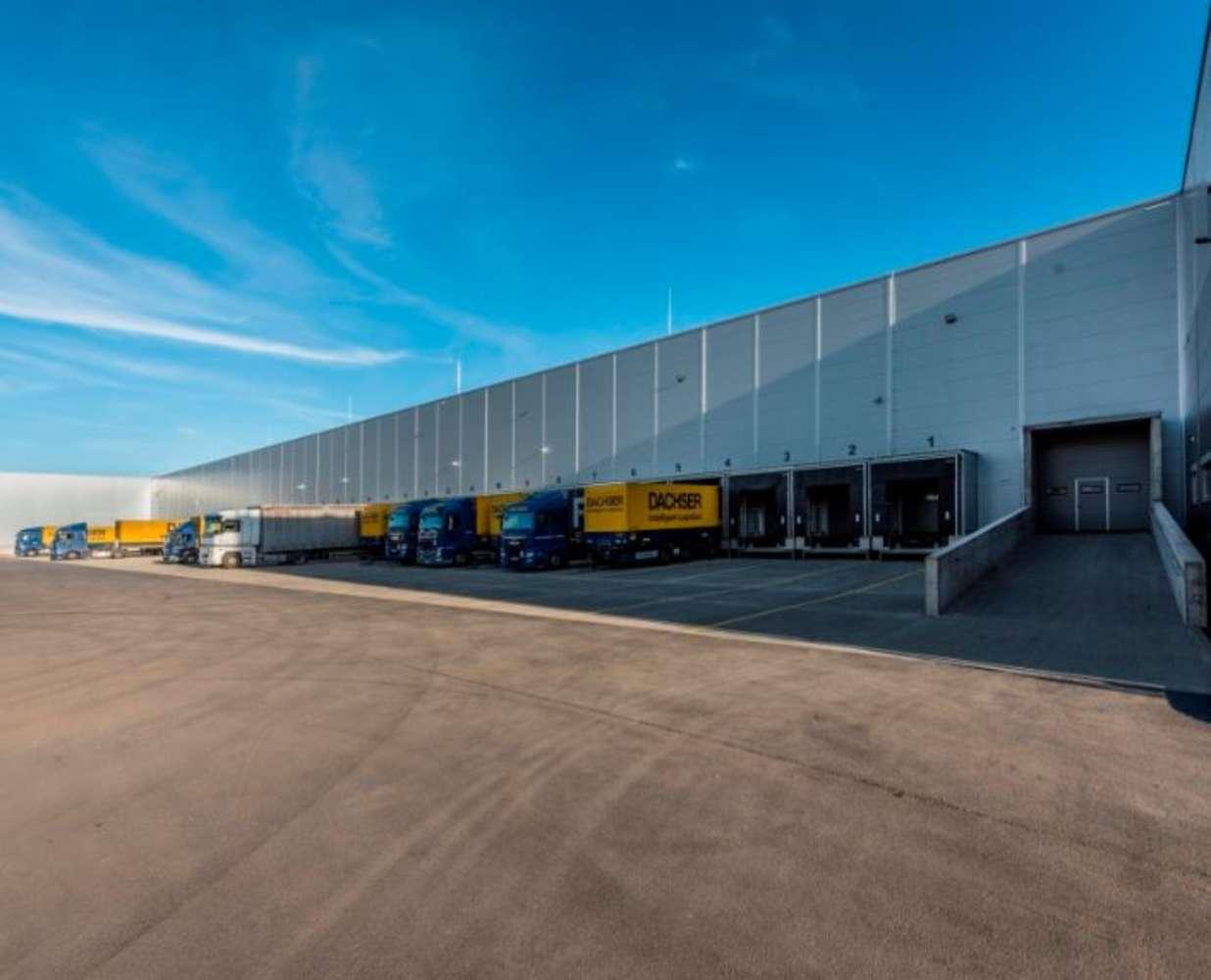 Industrial and logistics Hradec kralove,  - LiNK Hradec Králové