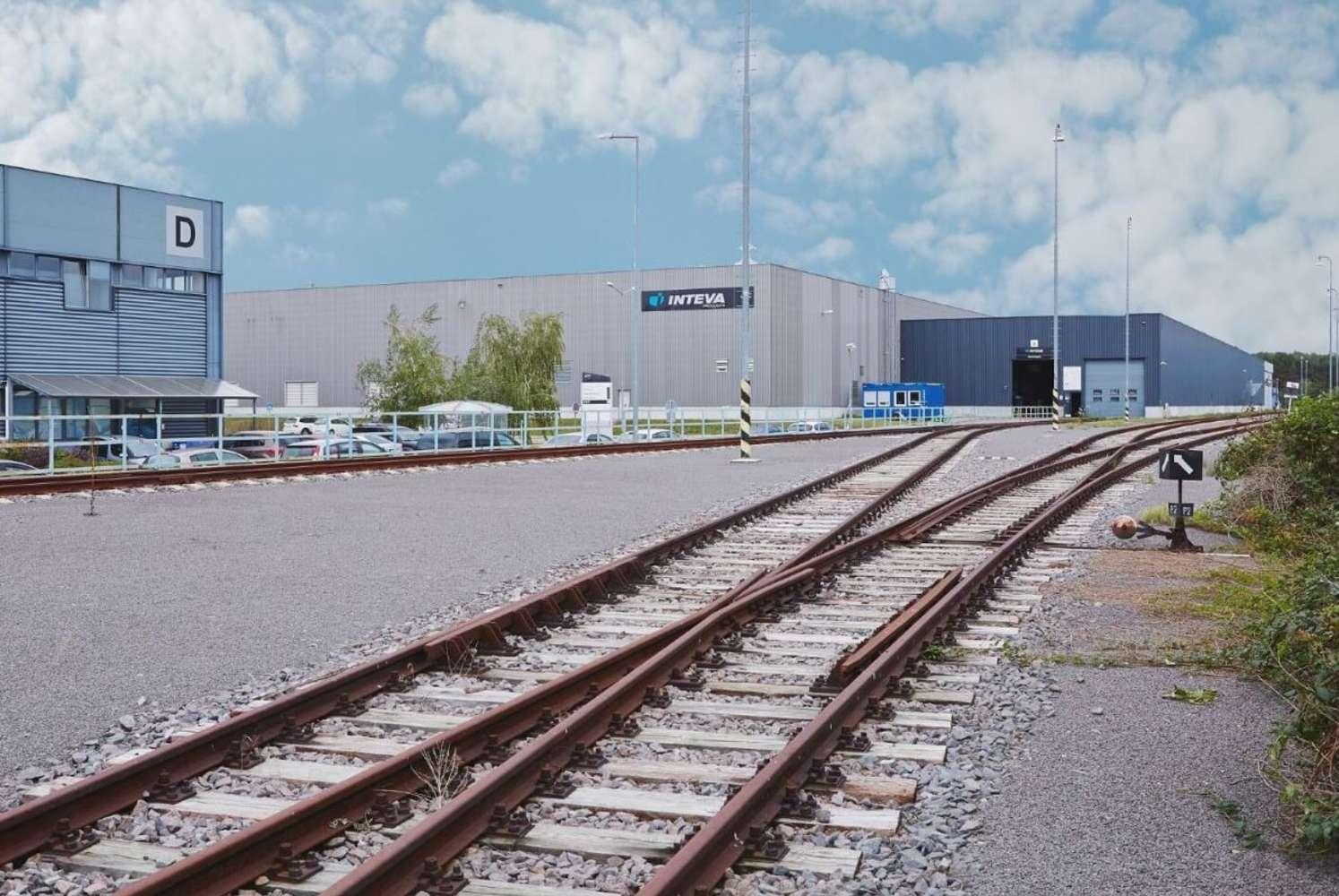 Průmyslové nemovitosti Hrušky (břeclav),  - D2 Logistics Park Břeclav