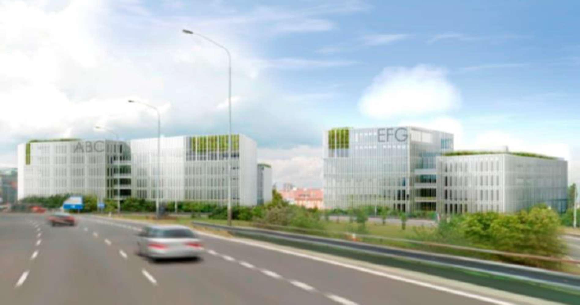 Kanceláře Praha, 140 00 - Key - building Y