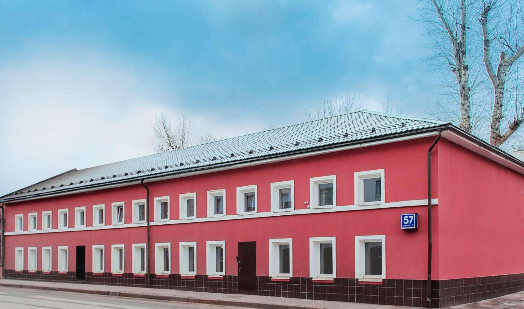 Офисная недвижимость Москва, 115054 - Дубининская ул. 57 стр. 3