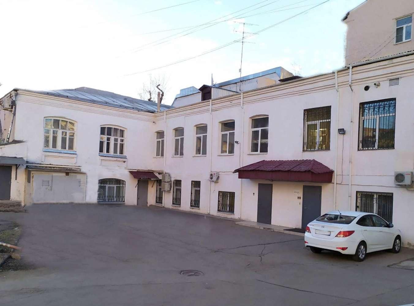 Офисная недвижимость Москва,  - Старопименовский пер. 11 стр. 3