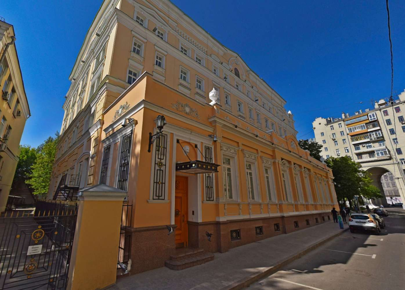 Офисная недвижимость Москва,  - Леонтьевский пер. 25