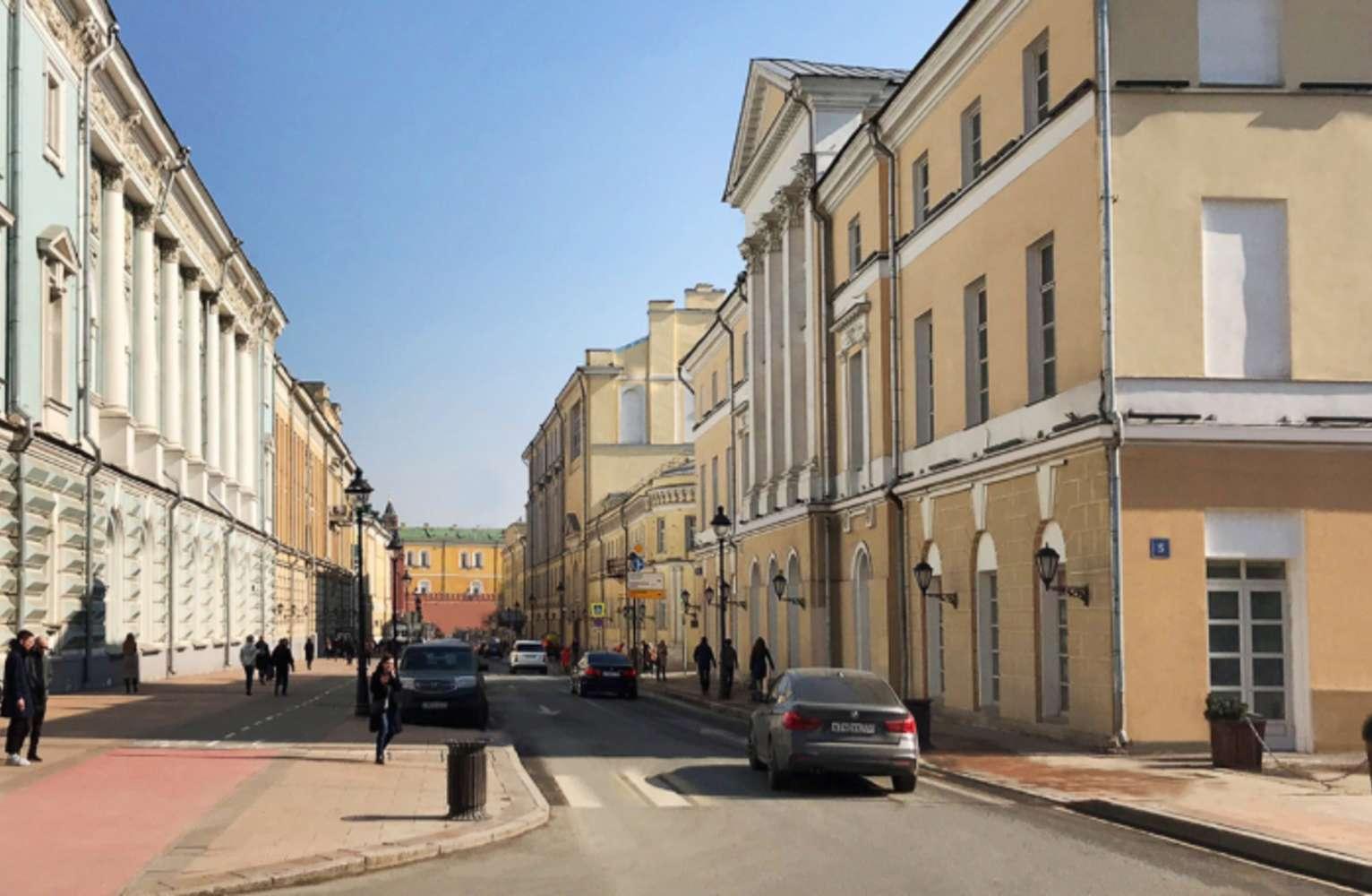 Торговая недвижимость Москва,  - Бол. Никитская ул. 5
