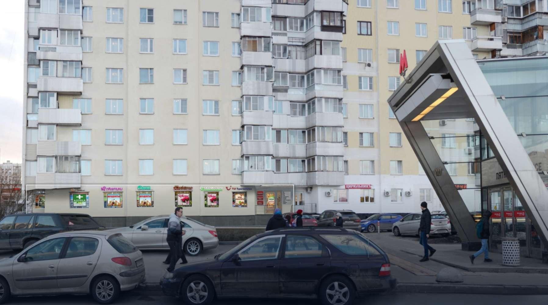 Торговая недвижимость Москва,  - Митинская ул. 57