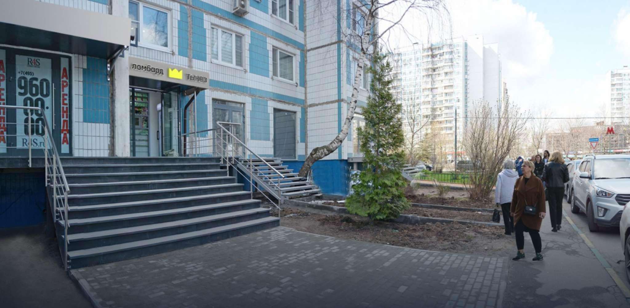 Торговая недвижимость Москва,  - Осенний бул. 10К1