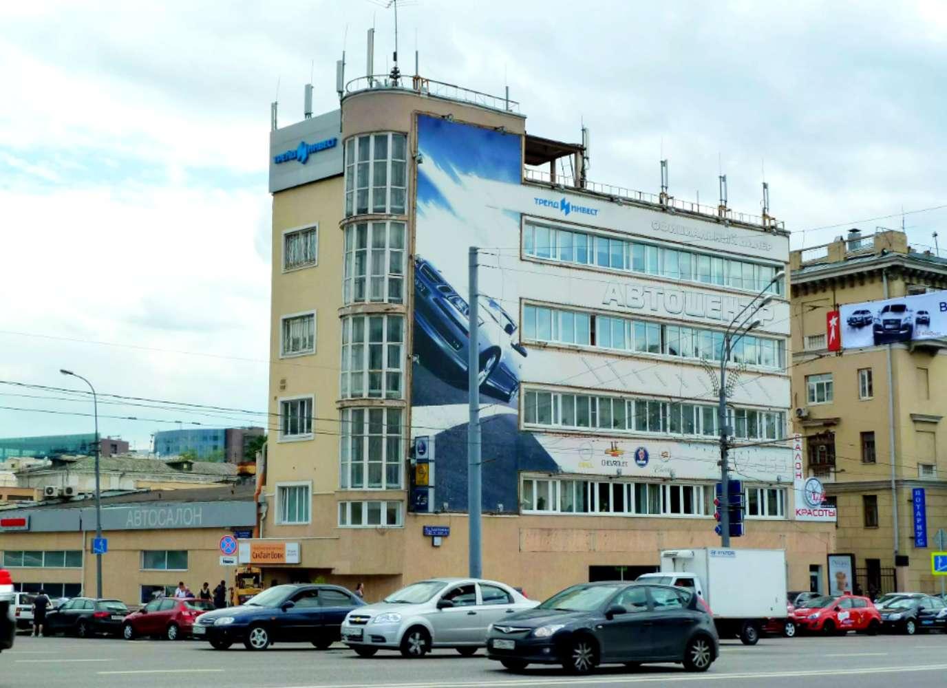 Офисная недвижимость Москва,  - Шлюзовая наб. 2/1 стр. 4