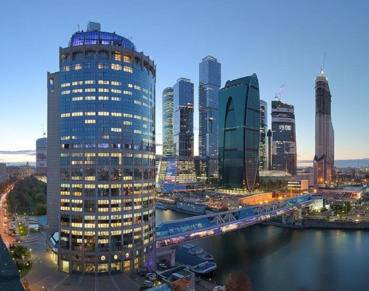 Офисная недвижимость Москва, 123317 - Башня 2000