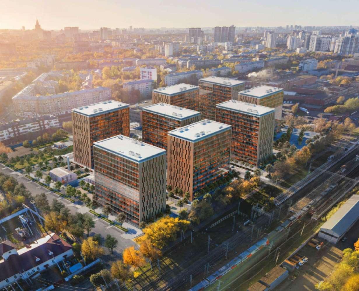 Офисная недвижимость Москва,  - Останкино Бизнес Парк