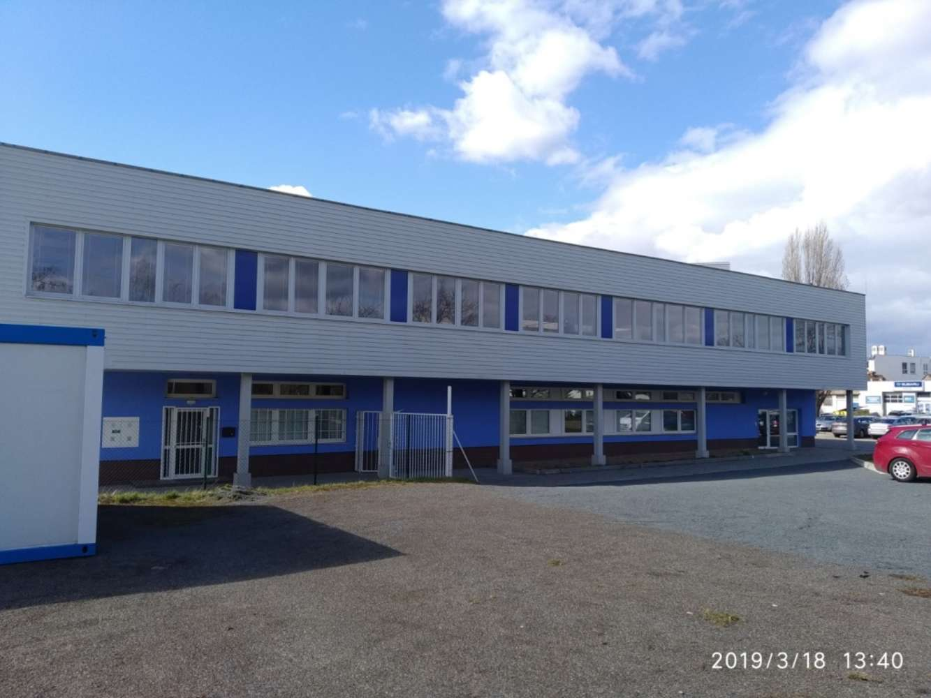 Kanceláře Praha, 100 31 - Administrativní budova Novostrašnická
