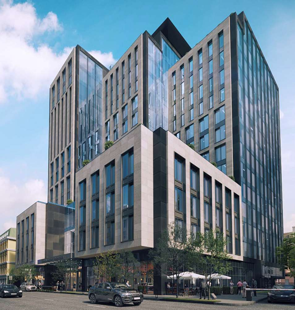 Офисная недвижимость Москва,  - AFI2B