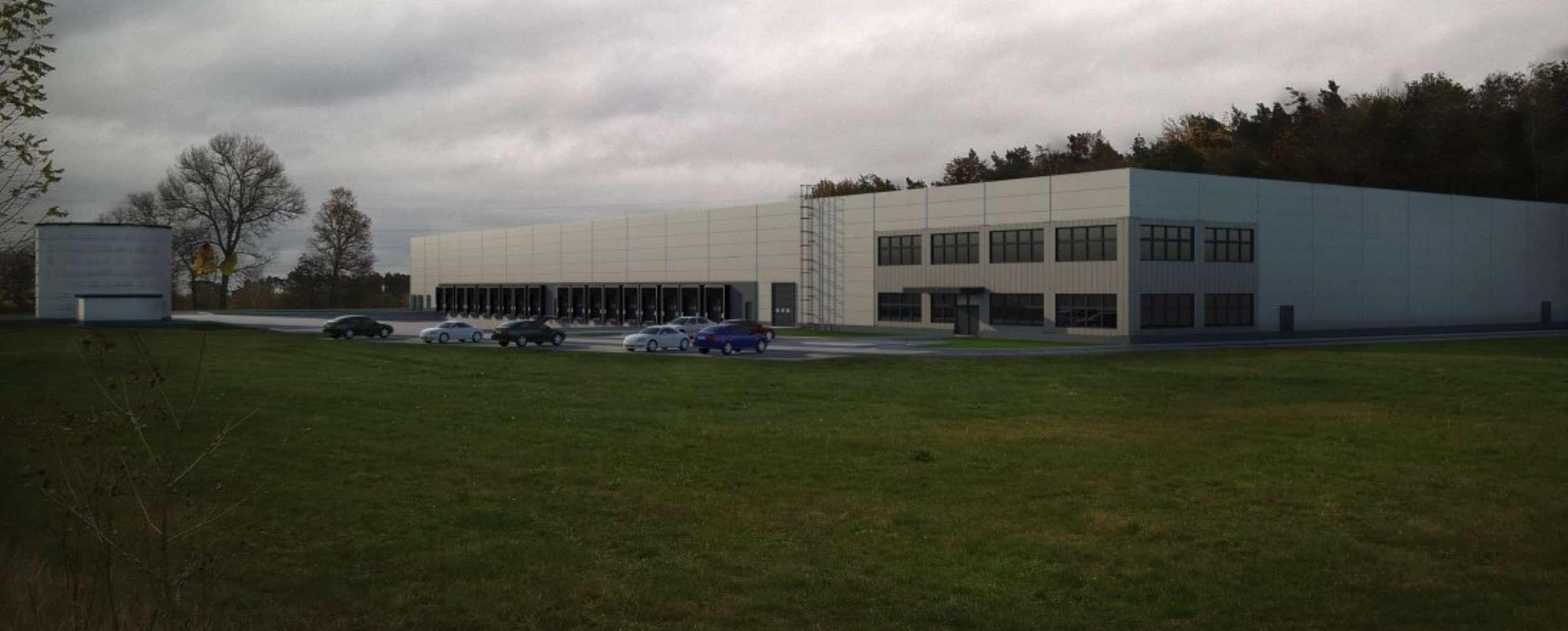 Industrial and logistics Steblova, 533 45 - Industrial Park Pardubice - Stéblová